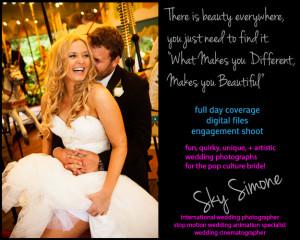 Sky Simone - Fun + Quirky Wedding Photographer San Diego New York Las Vegas