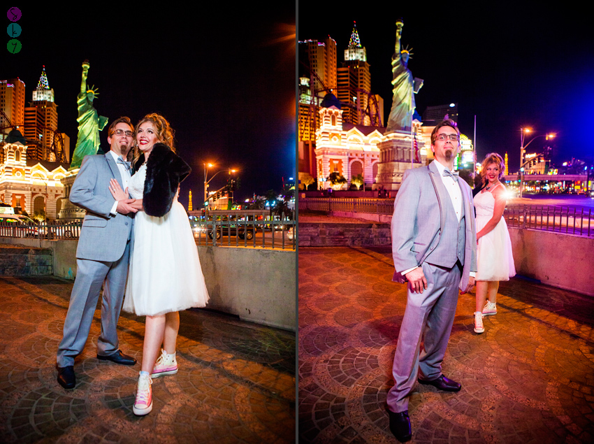Wedding Photography Packages Las Vegas: Las Vegas Strip Wedding Photography