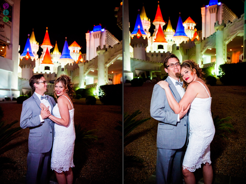 Las strip vegas wedding