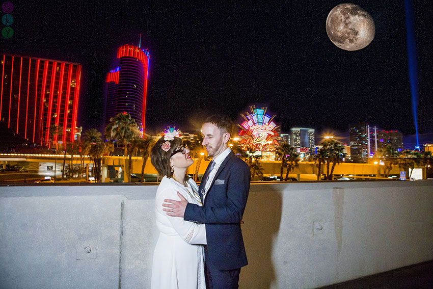 Bellagio las vegas elopement wedding photographs fun for Las vegas wedding online