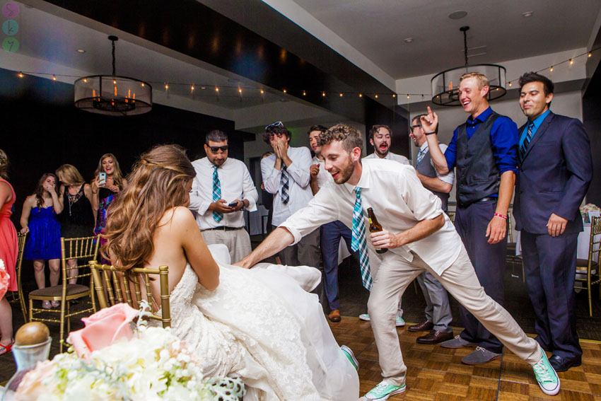 San Diego Wedding Reception Tom Hams Lighthouse