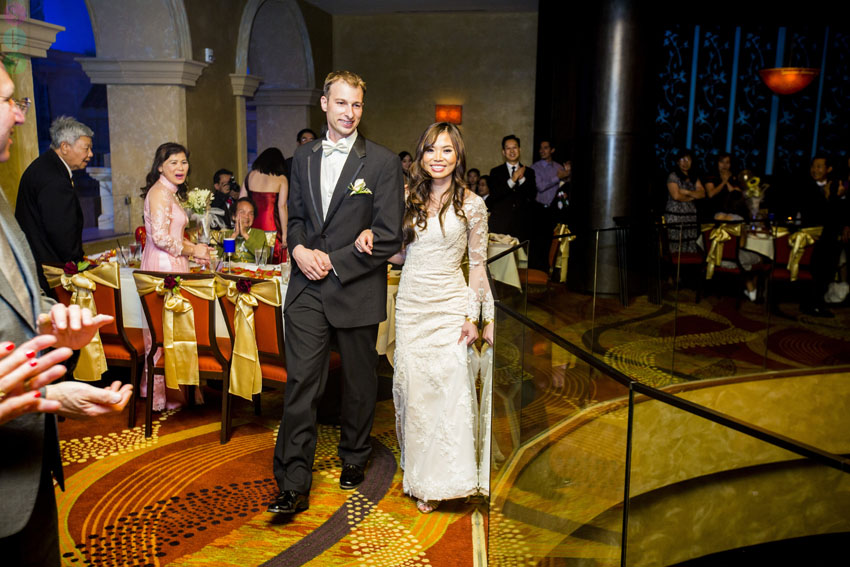 Caesars Palace Wedding Reception Vy Tim Atlanta Wedding
