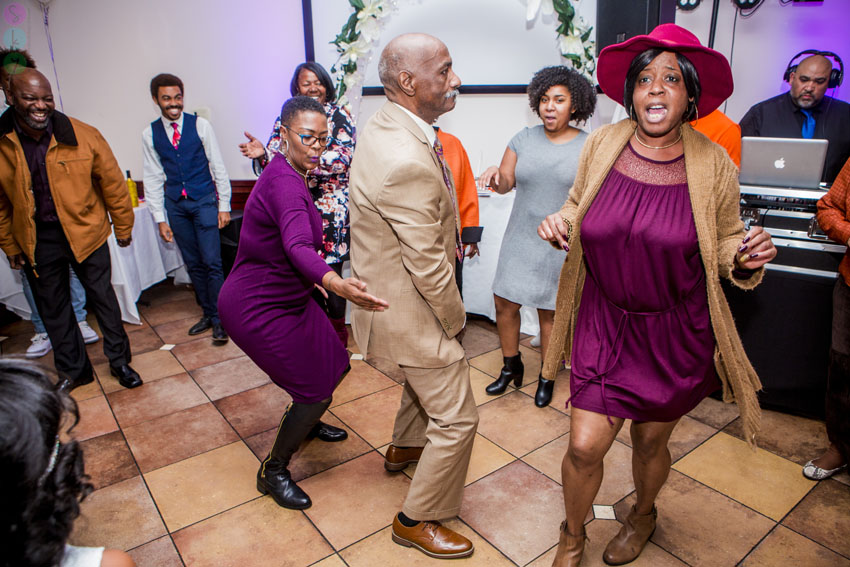 Just Look How Much Fun All Of These Guests Are Having On The Dance Floor