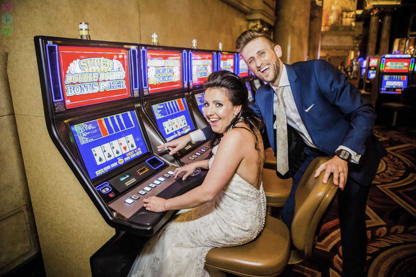 how much does it cost to get married in Vegas? Caesars Photo